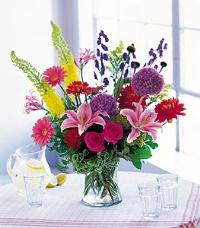Mixed Summer Arrangement by McAdams Floral, your Victoria, Texas (TX) Florist