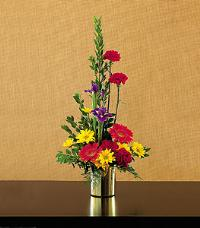 Mixed Brights by McAdams Floral, your Victoria, Texas (TX) Florist