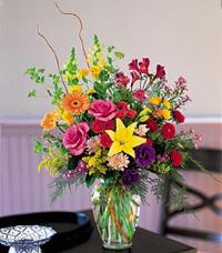 Classic Everyday Arrangement by McAdams Floral, your Victoria, Texas (TX) Florist