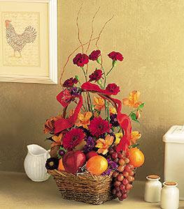 Fruit & Flowers by McAdams Floral, your Victoria, Texas (TX) Florist