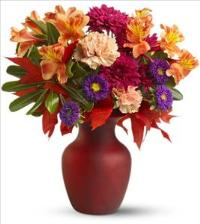 Leaves of Autumn by McAdams Floral, your Victoria, Texas (TX) Florist