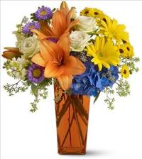 Bright Wishes by McAdams Floral, your Victoria, Texas (TX) Florist