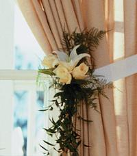 Curtain Cluster by McAdams Floral, your Victoria, Texas (TX) Florist