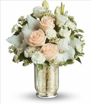 Teleflora's Recipe for Romance by McAdams Floral, your Victoria, Texas (TX) Florist