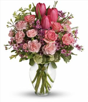 Full of Love Bouquet by McAdams Floral, your Victoria, Texas (TX) Florist