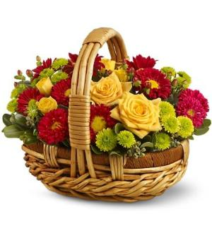 Bundle of Sunshine by McAdams Floral, your Victoria, Texas (TX) Florist