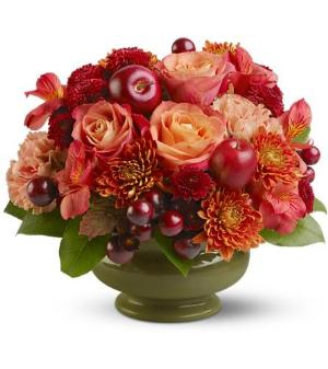 Autumn Orchard by McAdams Floral, your Victoria, Texas (TX) Florist