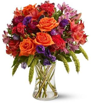 Autumn Gemstones by McAdams Floral, your Victoria, Texas (TX) Florist