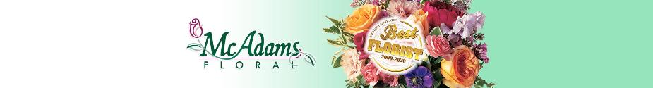 by McAdams Floral, your Victoria, Texas (TX) Florist