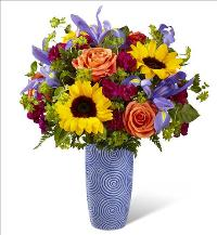 Touch of Spring Bouquet Premium by McAdams Floral, your Victoria, Texas (TX) Florist