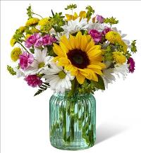 A Sunlit Meadows Bouquet by McAdams Floral, your Victoria, Texas (TX) Florist