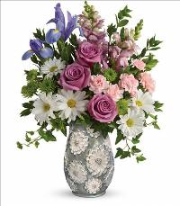 Spring Cheer Bouquet by McAdams Floral, your Victoria, Texas (TX) Florist