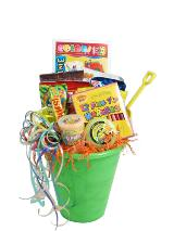 Childs Bucket of Fun by McAdams Floral, your Victoria, Texas (TX) Florist