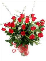Double Your Love Roses by McAdams Floral, your Victoria, Texas (TX) Florist