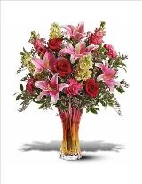 WOW Her Bouquet by McAdams Floral, your Victoria, Texas (TX) Florist