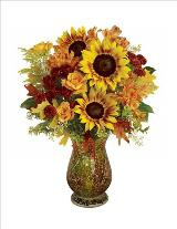 Autumn Splenders Bouquet by McAdams Floral, your Victoria, Texas (TX) Florist
