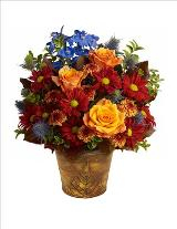 Rustic Autumn Bouquet by McAdams Floral, your Victoria, Texas (TX) Florist