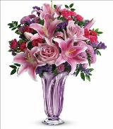 Lavender Grace Bouquet Standard by McAdams Floral, your Victoria, Texas (TX) Florist