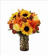 Youre Special Autumn Bouquet by McAdams Floral, your Victoria, Texas (TX) Florist