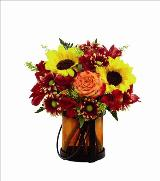 Giving Thanks Bouquet by McAdams Floral, your Victoria, Texas (TX) Florist