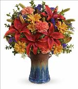Country Artisan Bouquet by McAdams Floral, your Victoria, Texas (TX) Florist