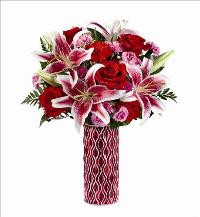 Very Lasting Romance Bouquet by McAdams Floral, your Victoria, Texas (TX) Florist