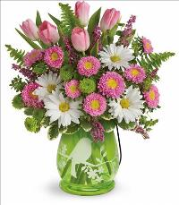 Songs Of Spring Bouquet by McAdams Floral, your Victoria, Texas (TX) Florist