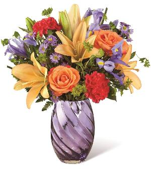 Make Today Shine Bouquet Deluxe by McAdams Floral, your Victoria, Texas (TX) Florist