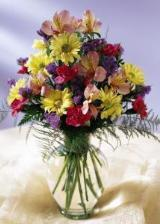 Festive Wishes™ Bouquet by McAdams Floral, your Victoria, Texas (TX) Florist