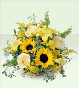 Flowing Garden™ Bouquet by McAdams Floral, your Victoria, Texas (TX) Florist