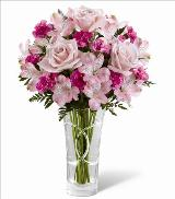 The Spring Garden Bouquet by McAdams Floral, your Victoria, Texas (TX) Florist