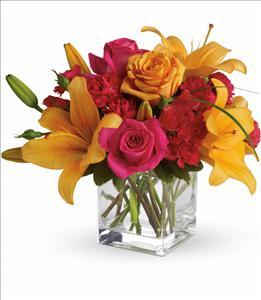 Teleflora's Uniquely Chic by McAdams Floral, your Victoria, Texas (TX) Florist