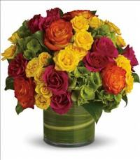 Blossoms in Vogue by McAdams Floral, your Victoria, Texas (TX) Florist