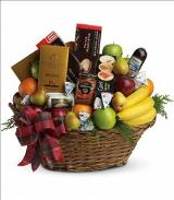 The Ultimate Christmas Basket by McAdams Floral, your Victoria, Texas (TX) Florist