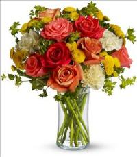 Citrus Kissed by McAdams Floral, your Victoria, Texas (TX) Florist
