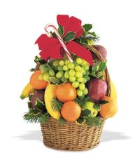 Tower of Fruit by McAdams Floral, your Victoria, Texas (TX) Florist