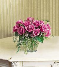 Lavender Roses by McAdams Floral, your Victoria, Texas (TX) Florist