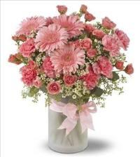 Purely Pinks by McAdams Floral, your Victoria, Texas (TX) Florist