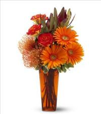 Camp Fire by McAdams Floral, your Victoria, Texas (TX) Florist